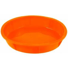 Форма для выпечки TalleR TR-6204, глубокая оранжевая