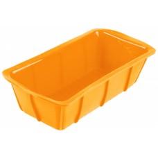 Форма для выпечки TalleR TR-6202 прямоугольная желтая