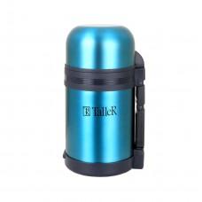 Термос TalleR TR-22407, 0,8л. бирюзовый