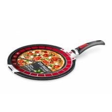 Сковорода для пиццы, литая, Ø32