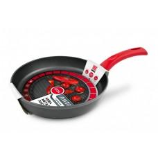 Сковорода-гриль RED, литая, Ø24
