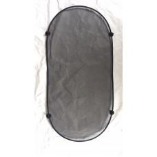 Солнцезащитная шторка на заднее стекло автомобиля, OLMIO