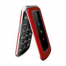 F28 Olmio (красный) Мобильный телефон