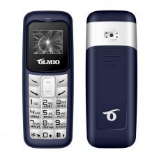 Мобильный телефон-гарнитура Olmio A02, сине-белый