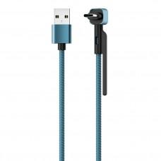 Кабель STAND, USB 2.0 - Type-C, 1.2м, 2.1A, OLMIO