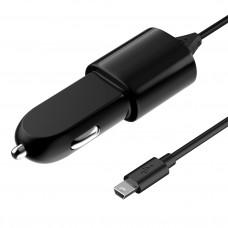 Автомобильное зарядное устройство  Partner  mini USB, 1А