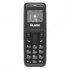 Мобильный телефон-гарнитура Olmio A02, черный