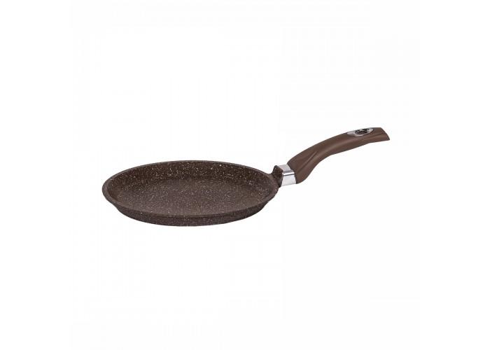 Сковорода блинница «Гранит» Brown 20см