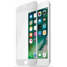 Защитное 3D-стекло Partner для iPhone 6 Plus/6S Plus, белое